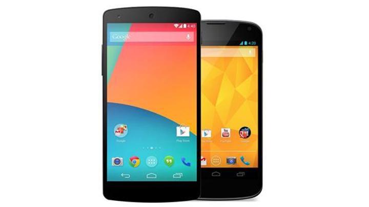 Nexus 4 ve Nexus 5 için Android 5.1.1 güncellemesi yayınlandı