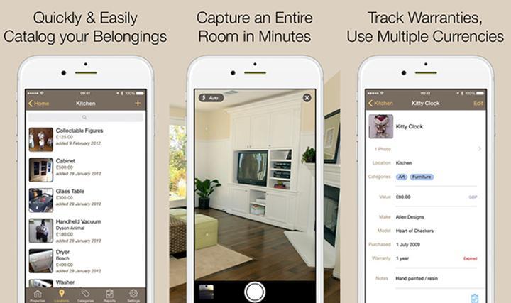 iOS için hazırlanan Home Contents artık ücretsiz