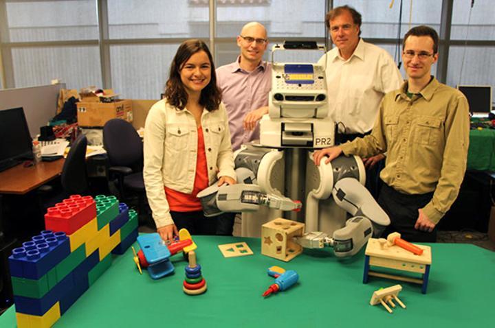 UC Berkley'in yeni algoritması robotlara insan benzeri öğrenme yetisi getiriyor