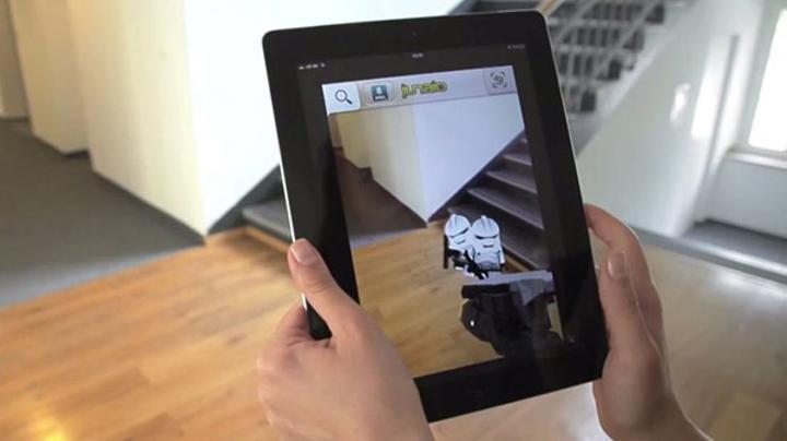 Apple, arttırılmış gerçeklik şirketi Metaio'yu satın aldı