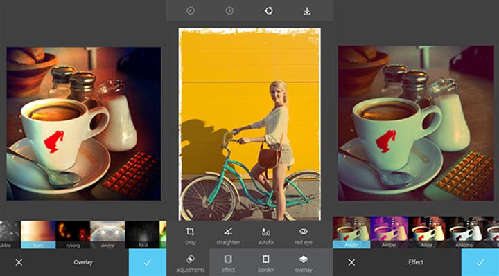 Autodesk'den fotoğraf odaklı yeni uygulama: Pixlr