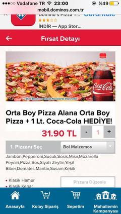 Dominos Pizzanın Akıllara Zarar Kampanya Anlayışları Sayfa 1 2