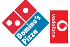 Dominos Pizza Vodafone Kampanyası Sayfa 1 1