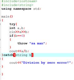 C++ exception sorusu » Sayfa 1 - 1