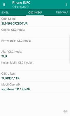 Samsung Galaxy Note 9 [ANA KONU] Android 9 ve One UI ile Türkiye
