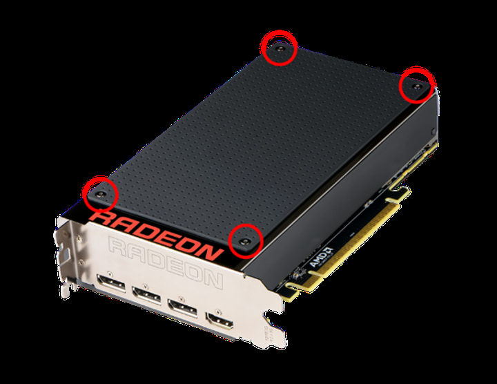 AMD'den Radeon R9 Fury X grafik kartını kişiselleştirme ipuçları