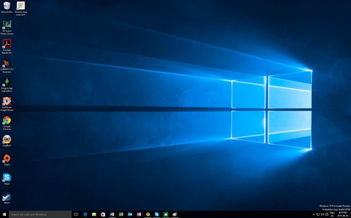 Bir günde iki Windows 10 önizlemesi