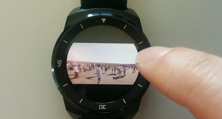 Android Wear akıllı saatler için YouTube odaklı video uygulaması geldi