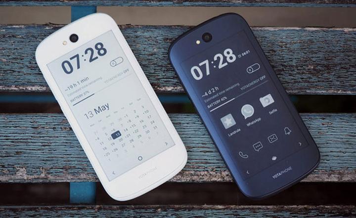 YotaPhone, Jolla işletim sistemine yöneliyor