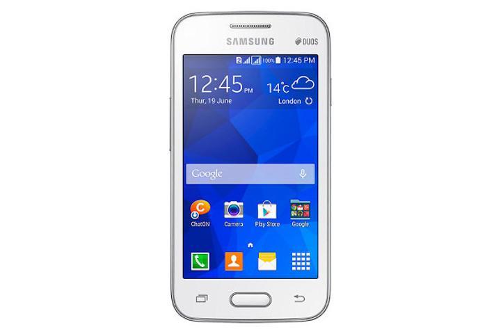 Samsung Galaxy V Plus lanse edildi