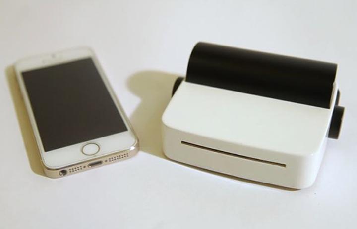 Mobil kullanıma yönelik yazıcı modeli droPrinter, Kickstarter'da destek arıyor