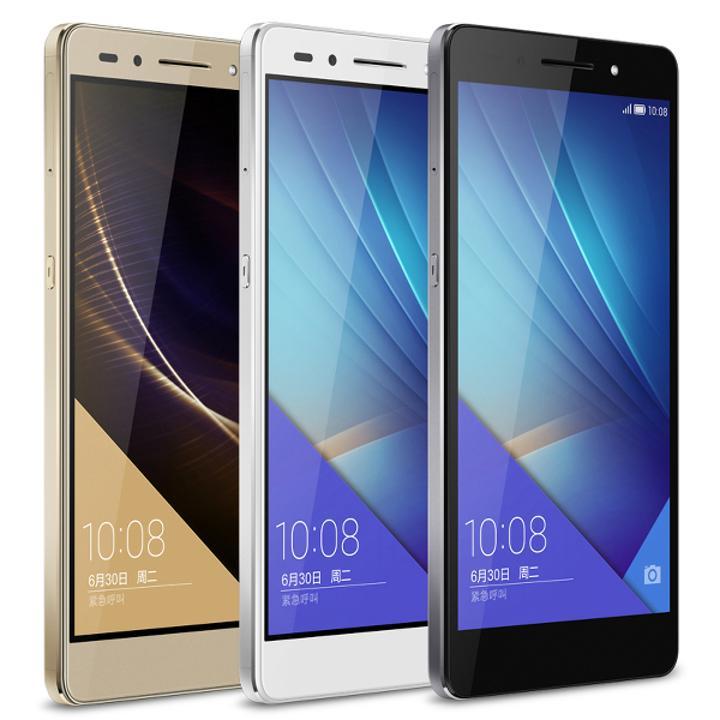 Huawei Honor 7 bir haftada 9 milyon ön sipariş aldı