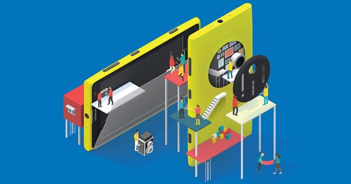 Nokia akıllı telefon üretimi için ortak arayışına başladı