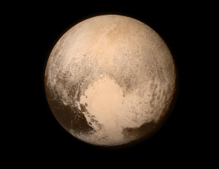 New Horizons, 9 yıllık serüvenin ardından Plüton'a en yakın mesafeye ulaştı
