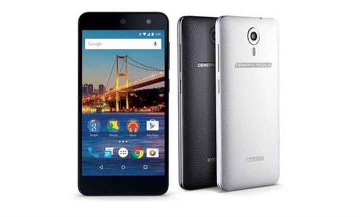Ülkemizde Android One'a ilgi artıyor, geçtiğimiz ayın en çok satan modeli General Mobile 4G oldu