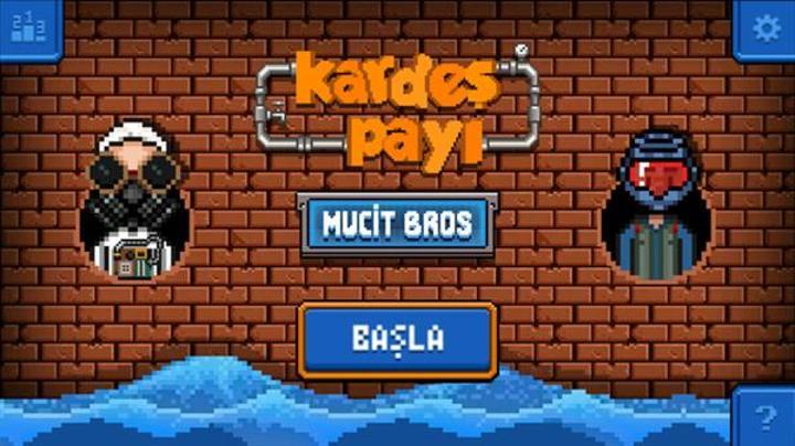 """Kardeş Payı """"Mucit Bros"""" oyunu iOS ve Android için yayınlandı"""