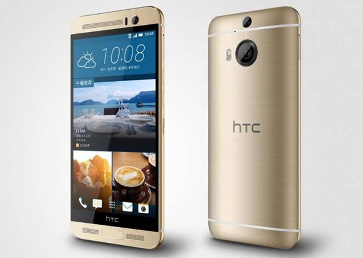 HTC, One M9+ modelinin Avrupa'da satışa çıkacağını açıkladı