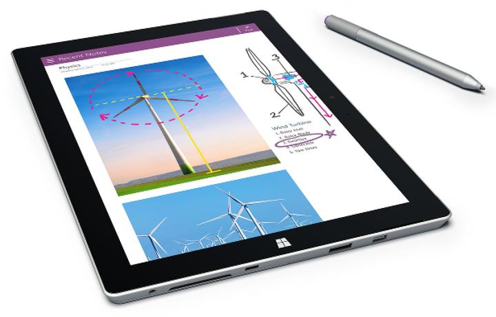 Microsoft Surface Pro 4 tablet modeli Skylake işlemciler ile gelebilir