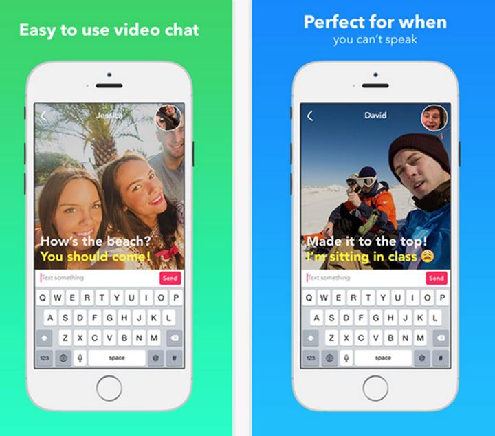 Yahoo'dan iOS platformuna yeni bir mesajlaşma uygulaması: Yahoo Livetext