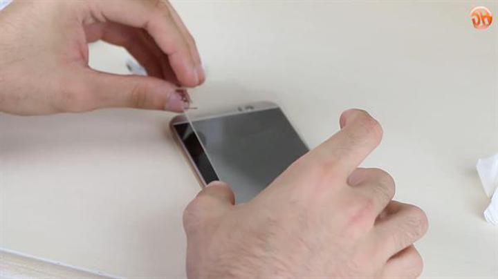 Cep telefonu için sertleştirilmiş cam ekran koruyucu