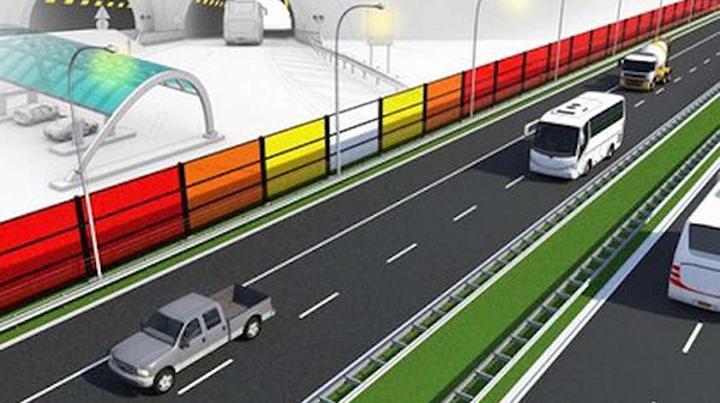 Hollanda, ses bariyerleri üzerinden elektrik üretimi için testlere başladı