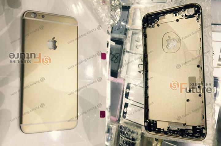 Apple iPhone 6s Plus'ın da kasası görüntülendi