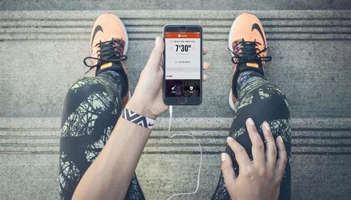 Nike+ Running uygulaması Spotify desteği ile yeni özellikler kazanıyor
