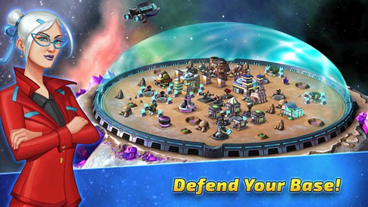 Space Miner Wars, bazı bölgelerdeki iOS kullanıcılarının beğenisine sunuldu