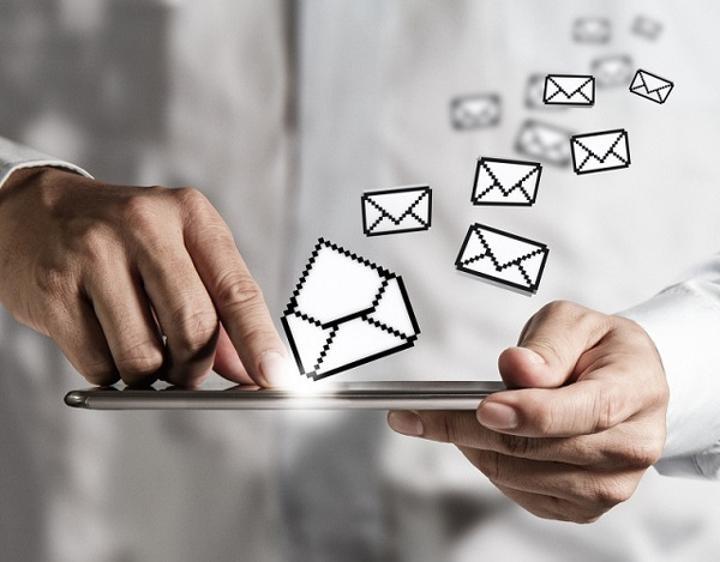 Analiz : Spam posta oranı 12 yıl sonra ilk kez yüzde 50'nin altına indi