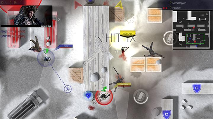 Strateji odaklı aksiyon oyunu Special Tactics Online, Appstore'daki yerini aldı