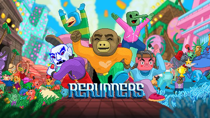 Çok oyunculu yapı üzerine kurulu platform oyunu ReRunners, mobil cihazlar için geliyor