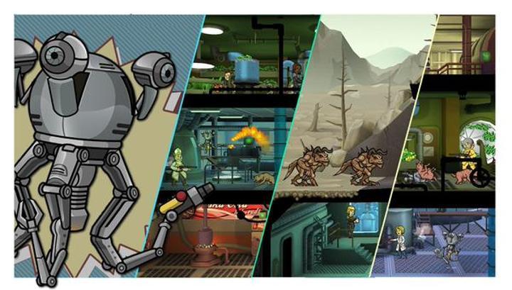 Fallout Shelter'ın Android sürümünün çıkış tarihi açıklandı