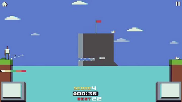 Battle Golf, önümüzdeki hafta mobil oyuncularla buluşacak