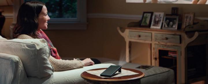 Sony'den yeni pico projektör: MPCL1