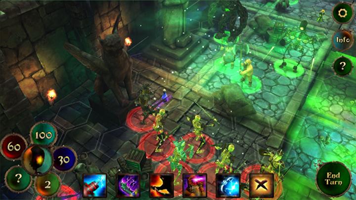 Demon's Rise - Conquest of the Deep, önümüzdeki ay mobil oyuncularla buluşacak
