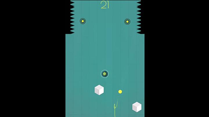 Arcade tarzdaki aksiyon oyunu Skill Wave, perşembe günü yayımlanacak