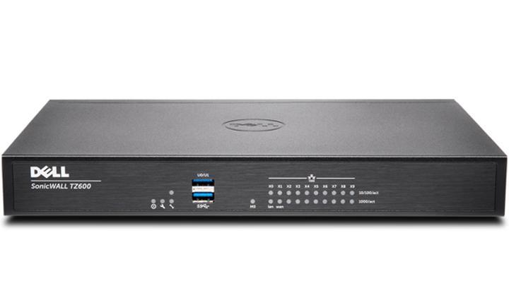 Dell, KOBİ'lere yönelik SonicWALL TZ serisi güvenlik duvarlarını duyurdu