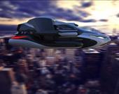 Dört kişiye kadar taşıyabilecek şekilde tasarlanan Terrafugia TF-X, sürücüsüz bir araç.