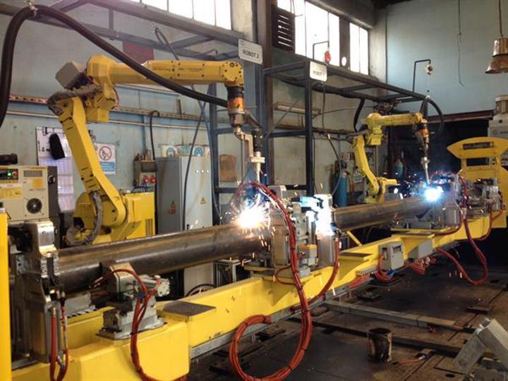Çin'de kurulan robot fabrika 3 kat daha verimli üretim yapıyor