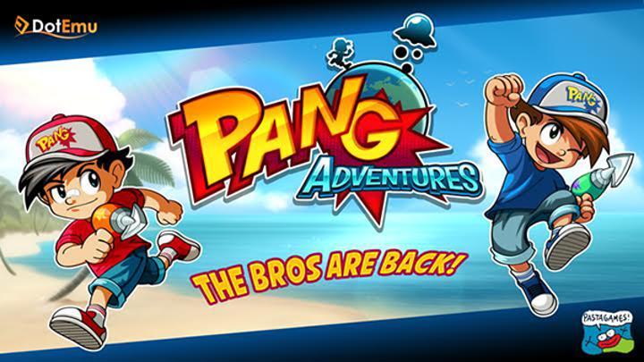 Pang Adventures yenilenen yüzüyle mobil oyuncuların beğenisine sunulacak