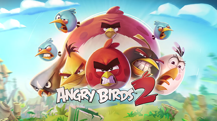 Angry Birds 2, ilk 12 saatte 1 milyon kez indirildi