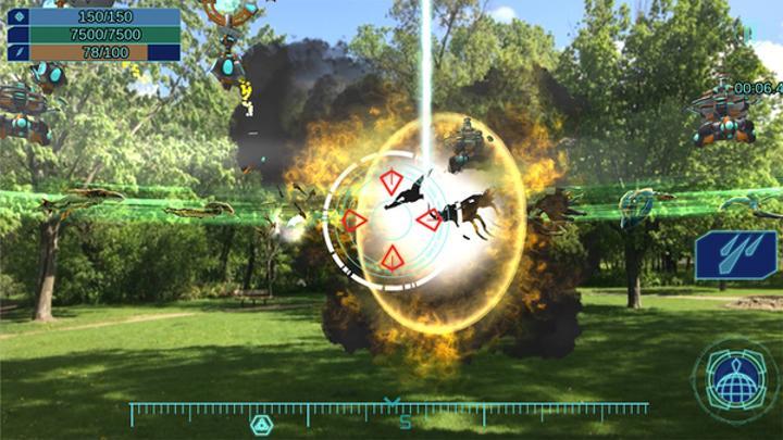 Clandestine: Anomaly yeni bir artırılmış gerçeklik oyunu