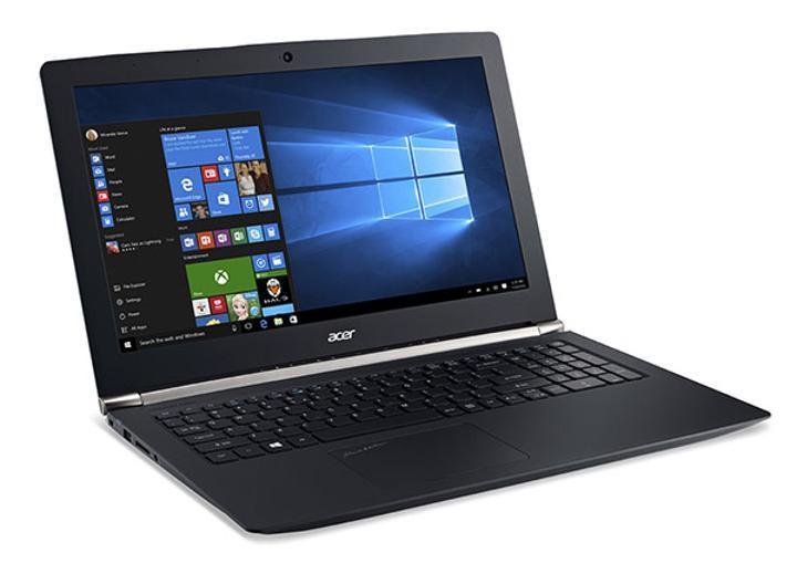 IFA 2015: Klasik tasarım, yüksek oyun performansı: Acer Aspire V Nitro