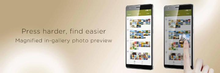 IFA 2015 : Huawei Mate S lanse edildi