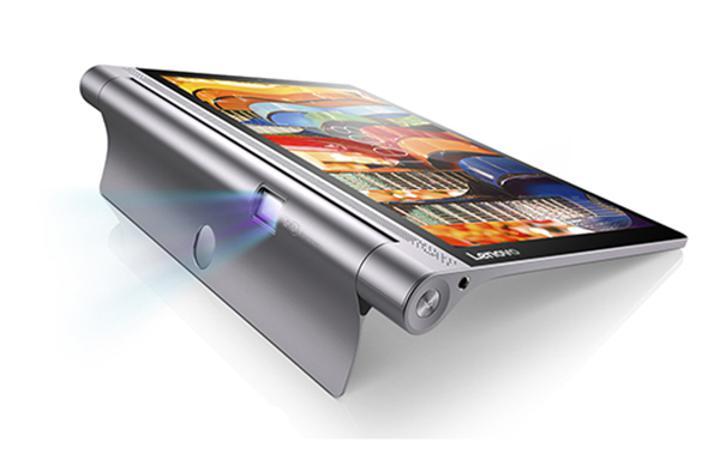 IFA 2015: Dahili projeksiyona sahip yeni tablet: Lenovo Yoga Tab 3 Pro