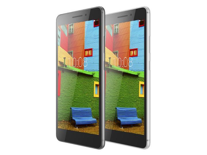 IFA 2015 : Lenovo Phab akıllı telefon serisi resmiyet kazandı