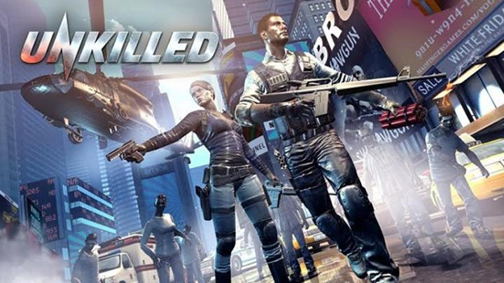 Madfinger Games'in yeni oyunu Unkilled, uygulama marketlerindeki yerini aldı