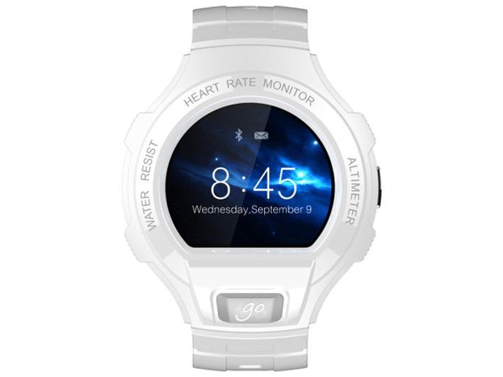 IFA 2015 : Alcatel'den hisli ve akıllı saat Go Watch