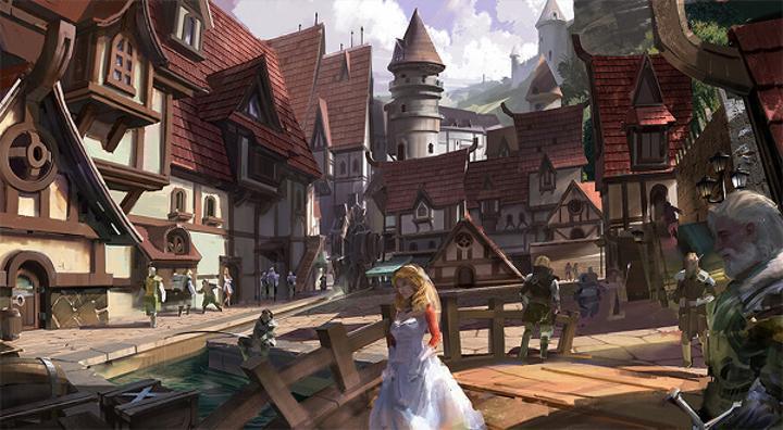Gameloft'tan Order&Chaos 2 geliyor