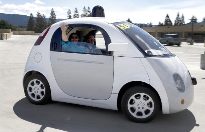 Sürücüsüz arabaları yanıltmak mümkün